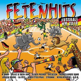 FETENHITS, Fetenhits Fussball 2010, 00600753273944