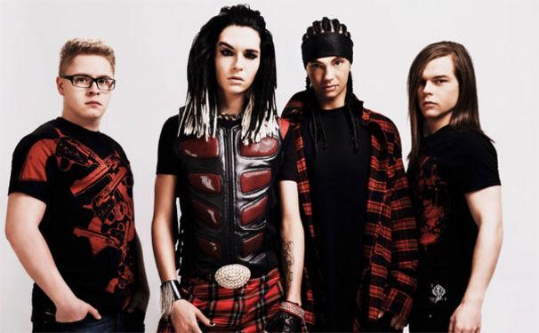 Tokio Hotel, Das Album Humanoid City - Live exklusi bei iTunes als Pre-Order