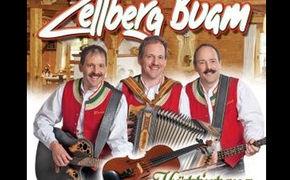 Zellberg Buam, Zellbergbuam Hütt'ntanz ab 28.05.2010 überall erhältlich!