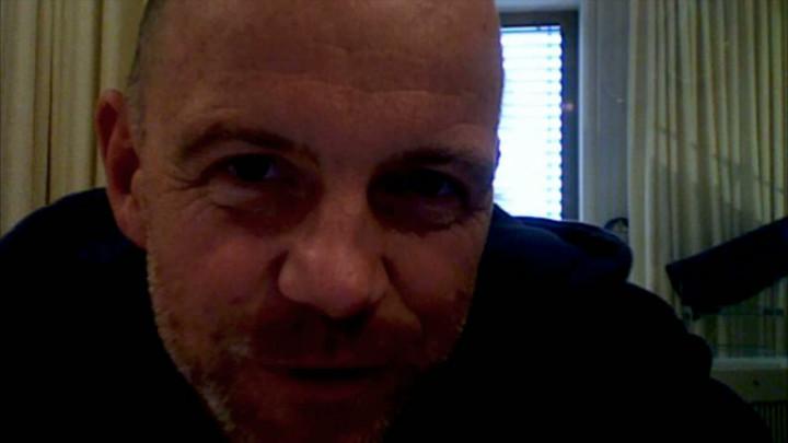 Don Harris - Gruß vom Psycho-Cop aus dem Studio