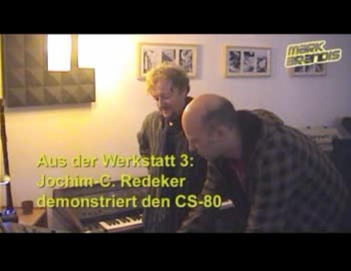 Mark Brandis - Aus der Werkstatt II: Sounddesign/ Musik