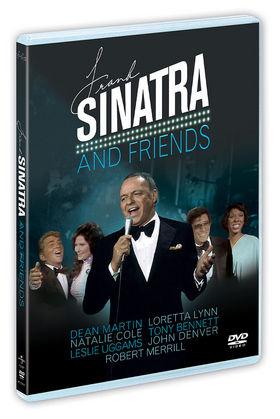 Frank Sinatra, Sinatra & Friends, 00602527403748