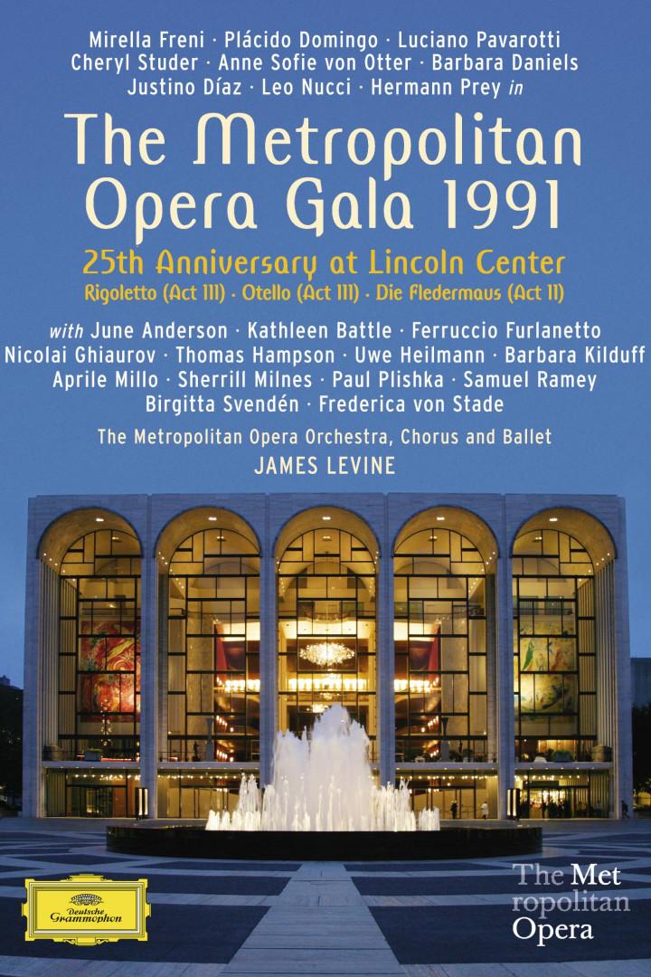 Metropolitan Opera Gala 1991