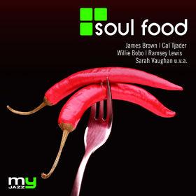 My Jazz, Soul Food (My Jazz), 00600753274712