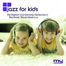 My Jazz, Jazz For Kids (My Jazz), 00600753275221