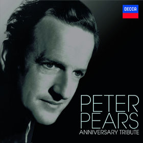 Peter Pears - Anniversary Tribute, 00028947823452