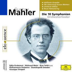 eloquence, Die Symphonien, Orchesterlieder, 00028948037421