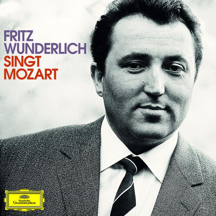 Fritz Wunderlich singt Mozart: Wunderlich/Sawallisch/Jochum/BP/GZO/BSOM/+