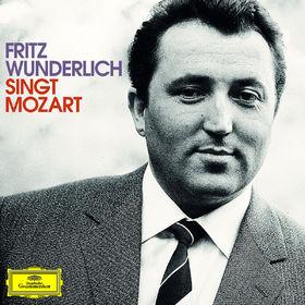 Fritz Wunderlich, Fritz Wunderlich singt Mozart, 00028948036127