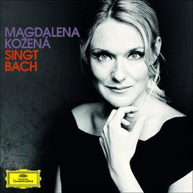Magdalena Kozena, Magdalena Kozená singt Bach Arien, 00028948036141
