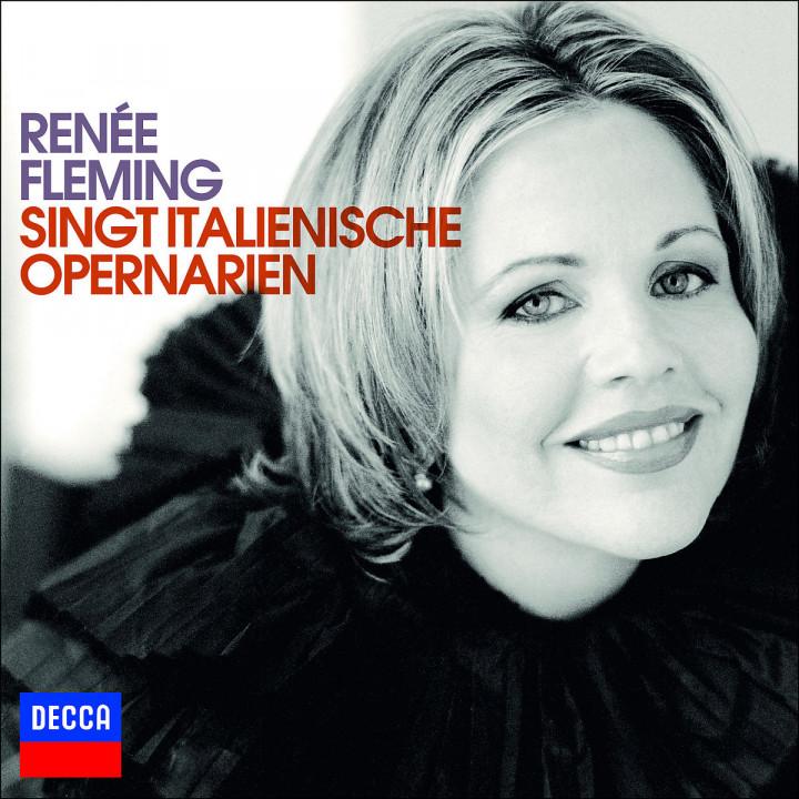 Renee Fleming singt itlaienische Opernarien: Solti/Mackerras/Gergiev/LSO/LPO/+