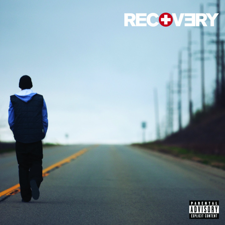 Eminem Album Cover 2010