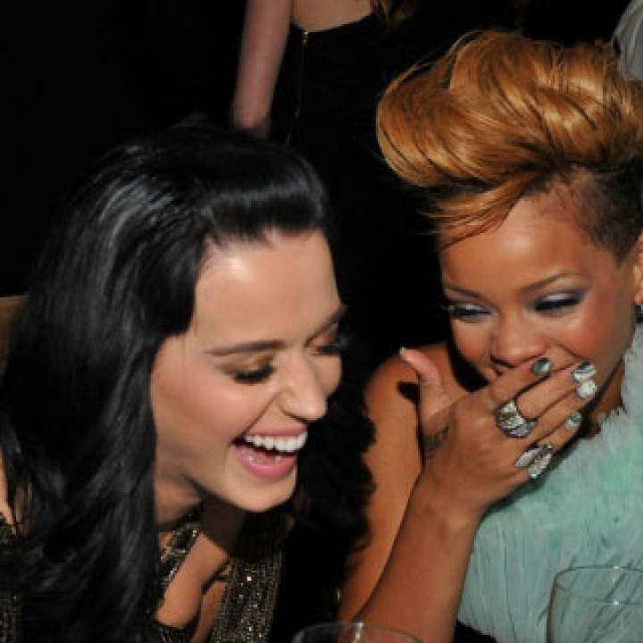 Rihanna & Katy Perry