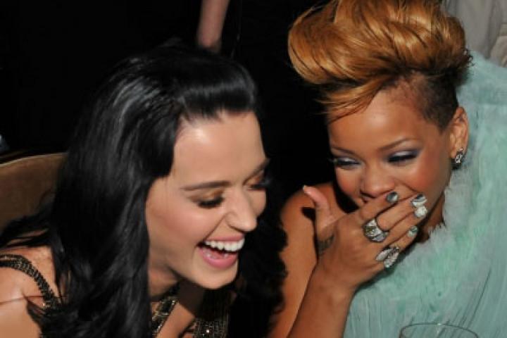 Rihanna & Katy Perry