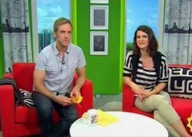Renée Fleming, Reneé Fleming zu Besuch beim Sat1-Frühstuecksfernsehen