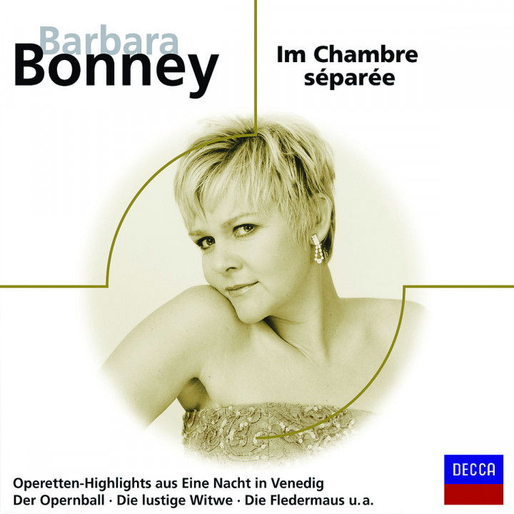 Im Chambre separee - Operetten Highlights: Bonney,Barbara/Schneider,Ronald