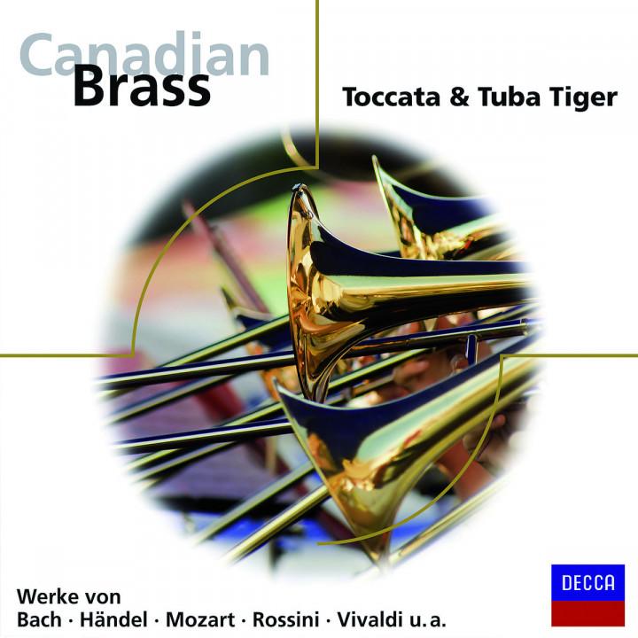 Toccata & Tuba Tiger: Canadian Brass