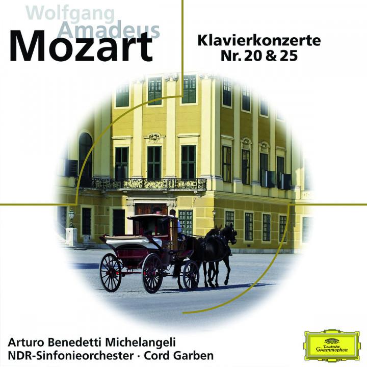 Klavierkonzerte 20, 25: Benedetti Michelangeli,A./Garben,C./SONDR