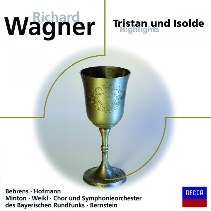 Tristan und Isolde (QS): Behrens/Minton/Goetting/Hofman/Bernstein/BR/+