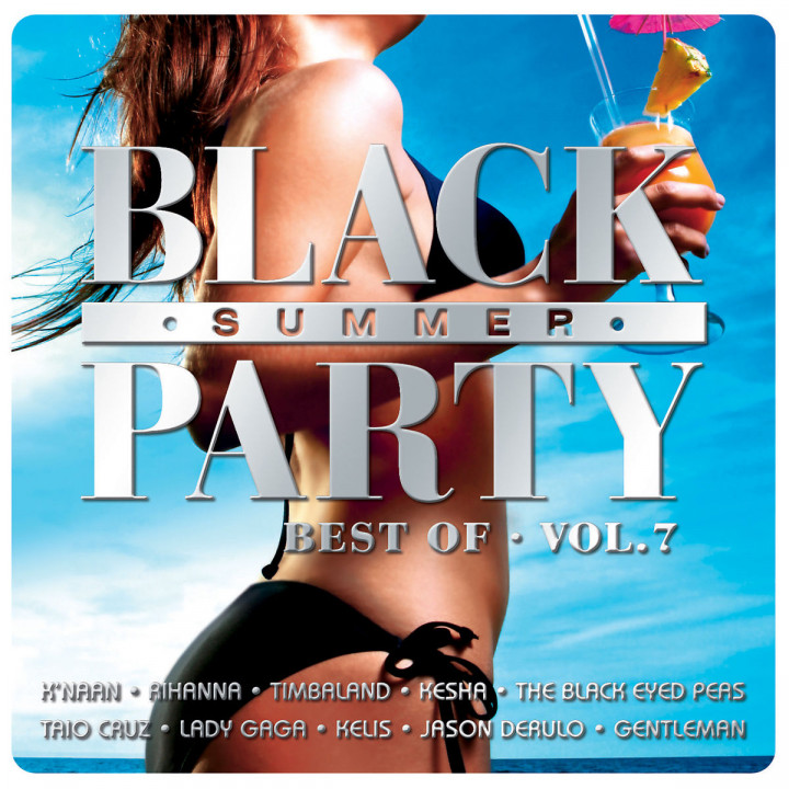 Best Of Black Summer Party Vol. 7