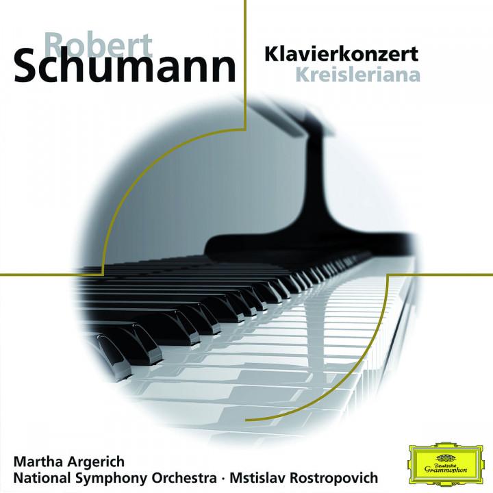 Klavierkonzert/Kreisleriana: Argerich,M./Rostropovich,M./NSOW