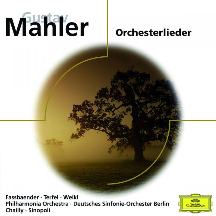 Orchesterlieder: Fassbaender/Terfel/Chailly/Sinopoli/POL/+