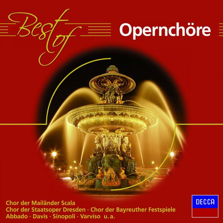 Best of Opernchöre: Chor der Deutschen Oper Berlin/Rundfunkchor Leipzi