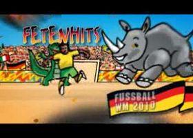 FETENHITS, Fetenhits Fussball WM 2010 - TV Spot
