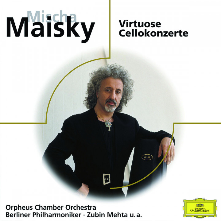Virtuose Cellokonzerte: Maisky,M./Mehta,Z./BP/OCO/+