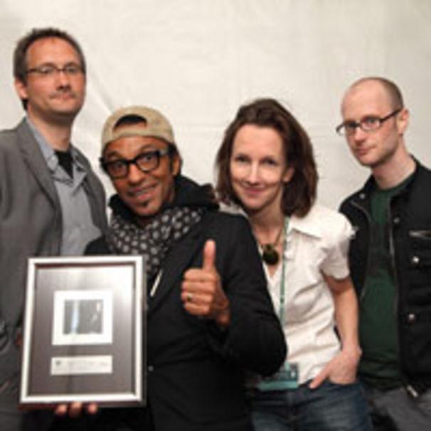 Manu Katché, Manu Katché gewinnt erneut Jazz Award