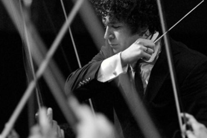 Gustavo Dudamel © Jean-François Leclercq