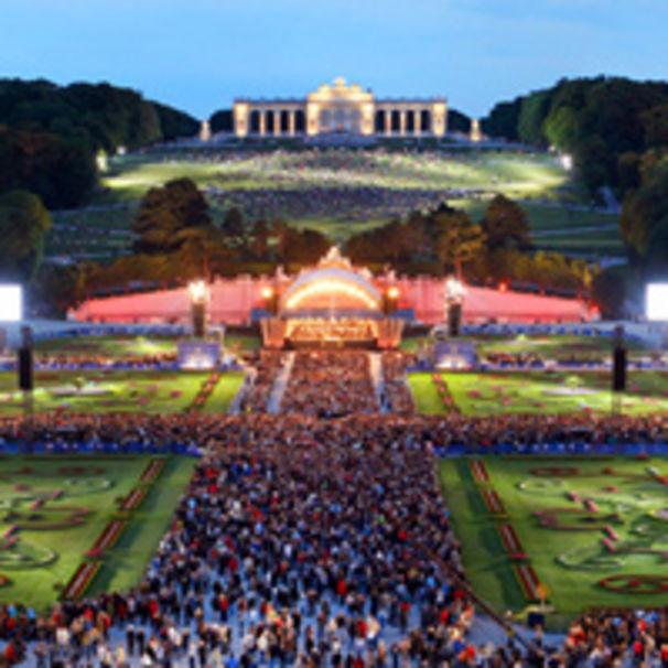 Ein Abend in Schönbrunn