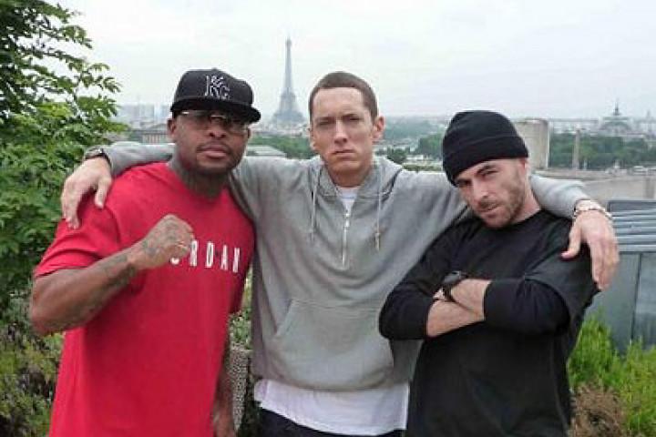 Eminem, Royce Da 5'9 & Alchemist