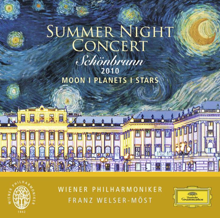 Summer Night Concert, Schönbrunn 2010 with Ozawa and the Wiener Philharmoniker