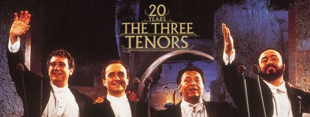 Die Drei Tenöre, 20 Jahre Weltmeister