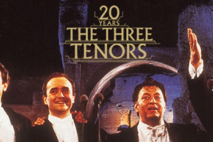 20 Jahre die drei Tenöre © by Universal Music