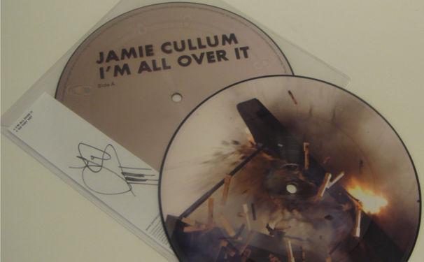 Jamie Cullum, Gewinne ein signiertes Jamie Cullum Vinyl
