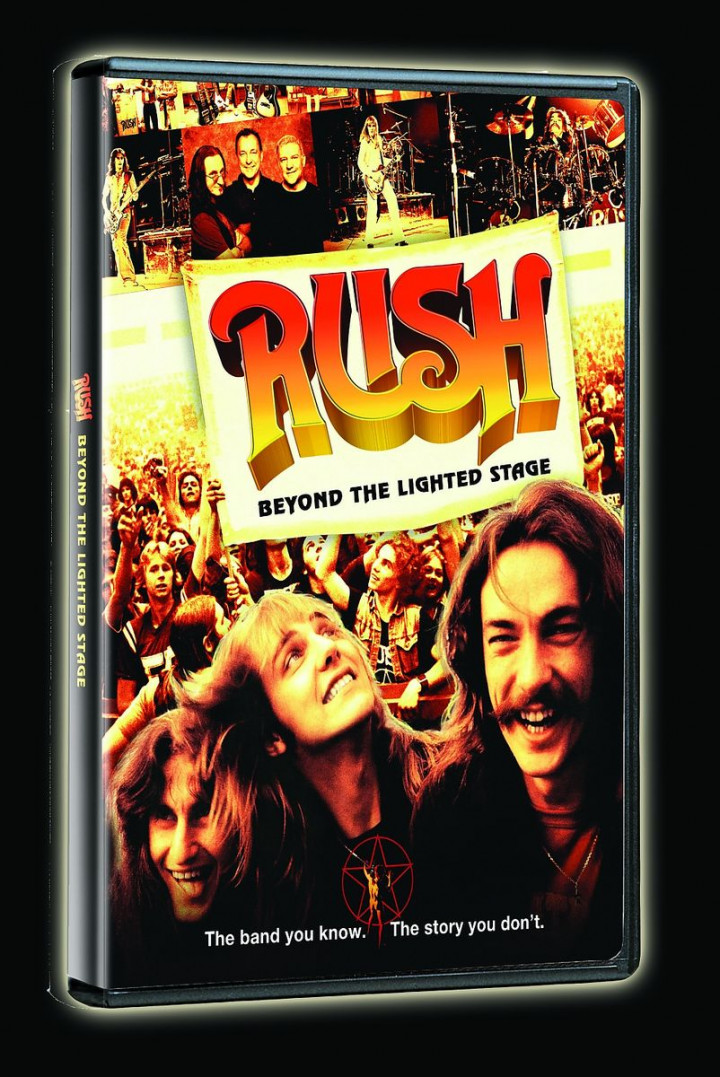 Beyond The Lighted Stage: Rush