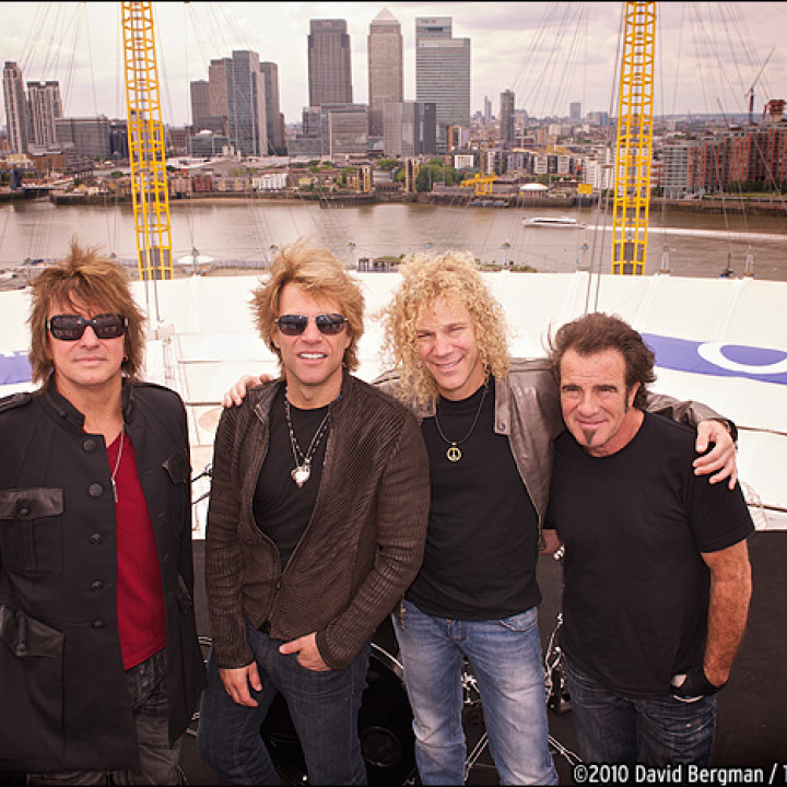 Bon Jovi O2 Residency London 01