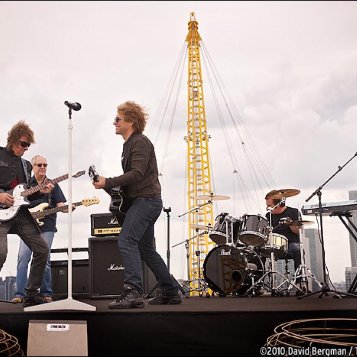 Bon Jovi O2 Residency London 02
