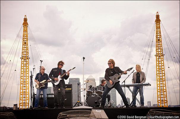 Bon Jovi, Gewinne Backstage-Tickets für Bon-Jovi-Konzerte!