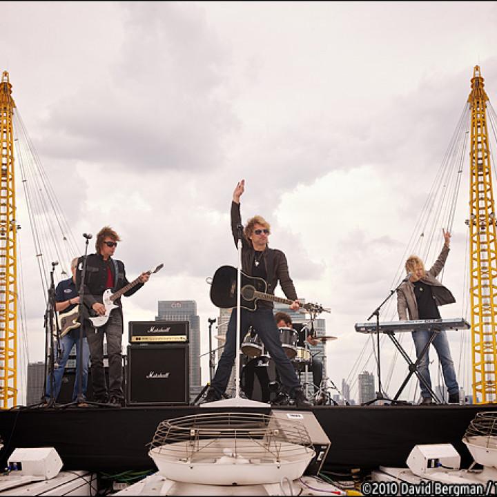 Bon Jovi O2 Residency London 04