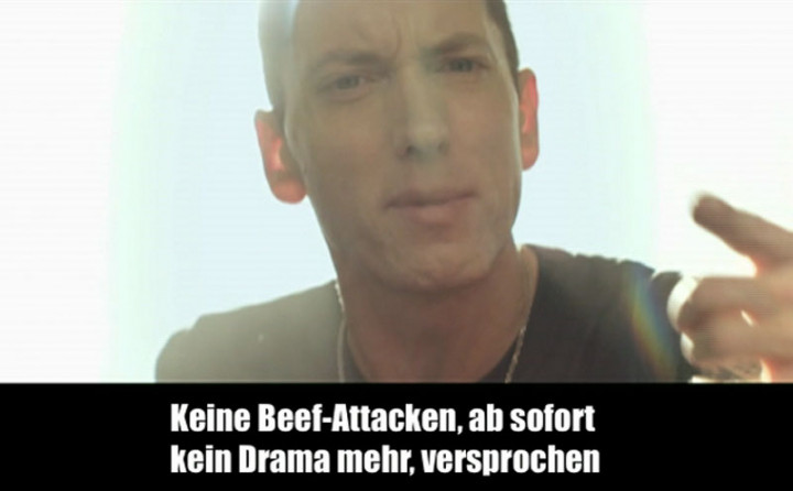 Not Afraid  (Deutsche Lyrics)