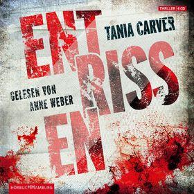 Anne Weber, Tania Carver: Entrissen, 09783899036848