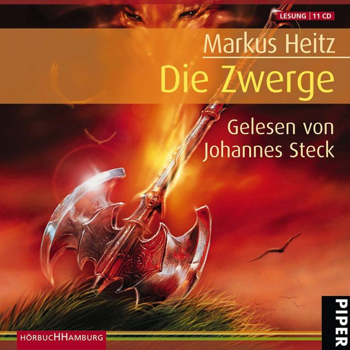 Markus Heitz: Die Zwerge: Steck,Johannes