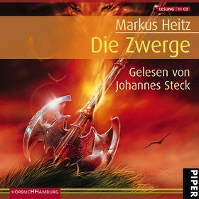 Markus Heitz, Die Zwerge, 09783899037906