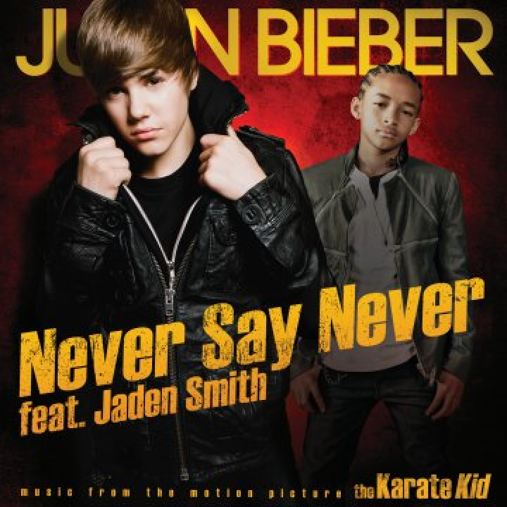 Justin Bieber Single Cover 2010