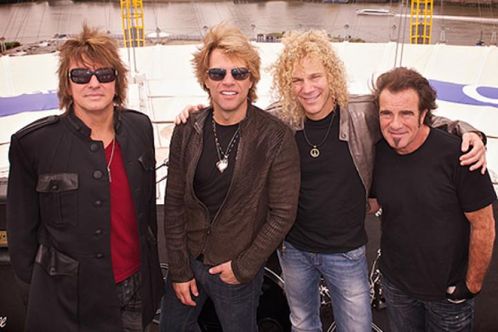 Bon Jovi London 2010