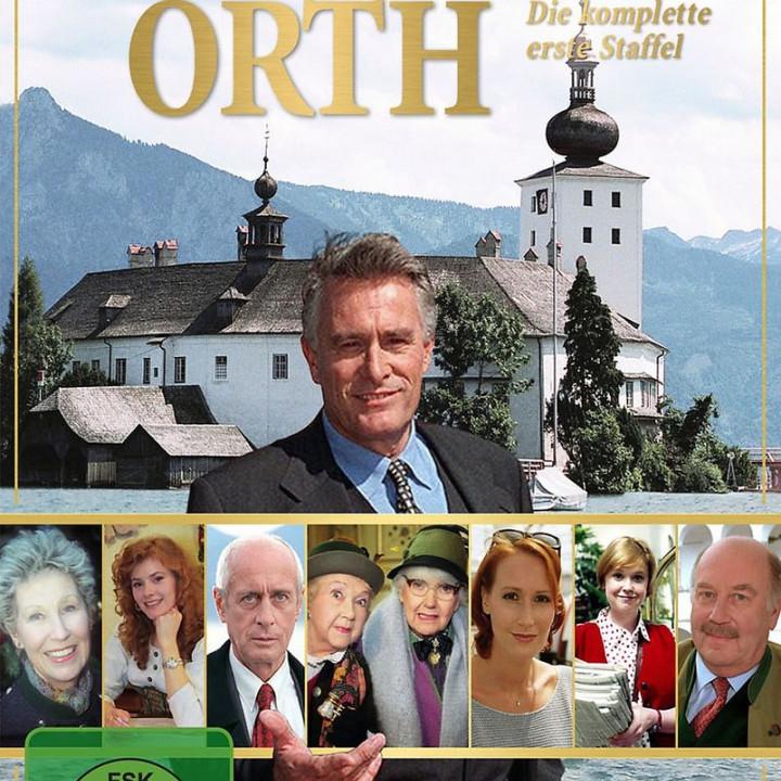 Schlosshotel Orth - die erste Staffel (3 DVD): Schlosshotel Orth