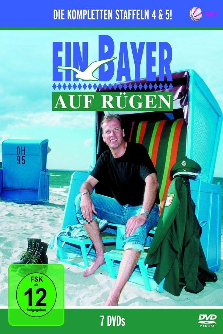 Ein Bayer auf Rügen - Staffel 4+5 (7 DVD): Fierek,Wolfgang